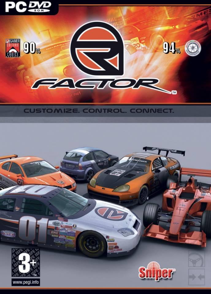 rfactor simualdor de coches