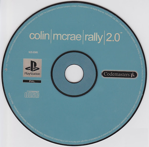 Colin McRae Rally Android ps1